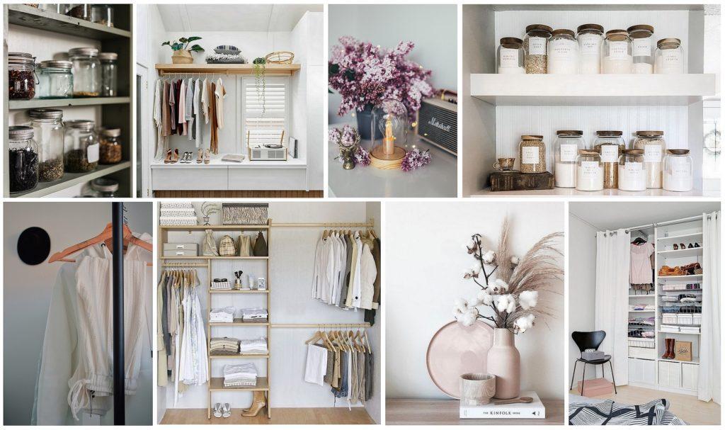 Galerie images : Home Organiser, professionnelle de l'organisation, consultante méthode KonMari