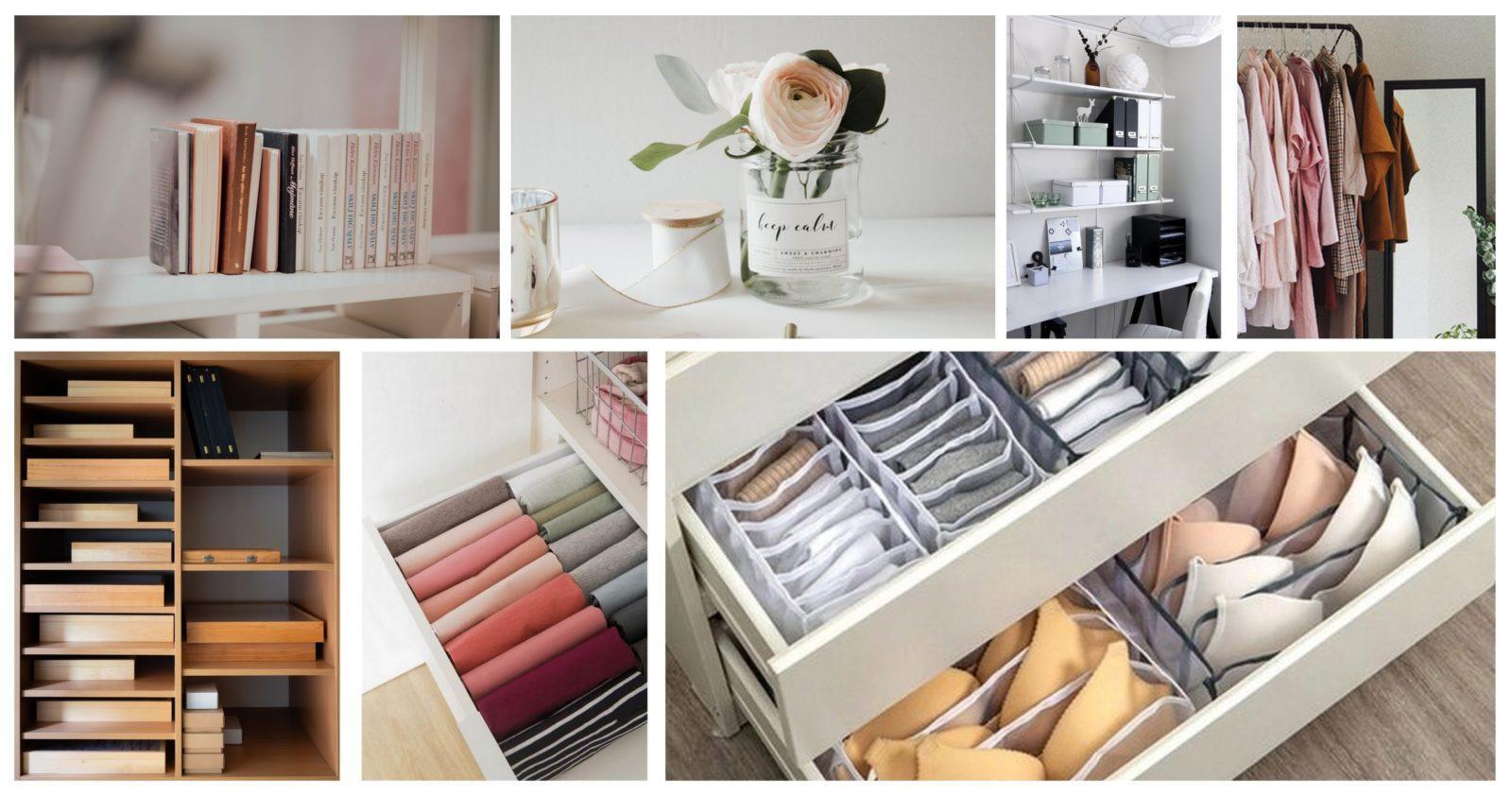 Galerie Images, Home Organiser, missions méthode KonMari